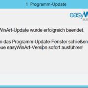 easyWinArt Update