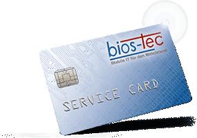 bios-tec Card