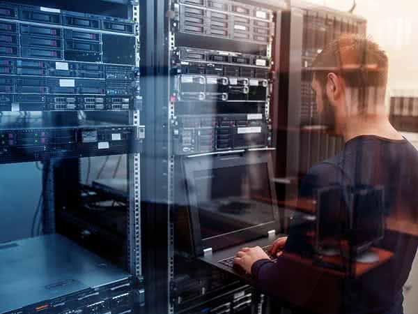 Optimierte Serversysteme